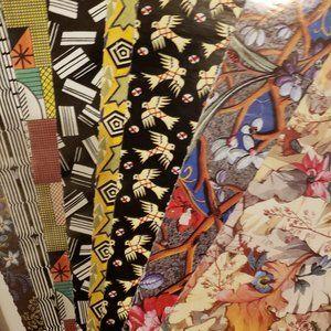1987 Vintage Giftwraps by Artists M.C. Escher Book
